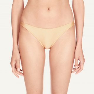 Eva High-cut Bikini Panty Burnt Sand