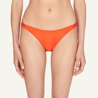 Eva High-cut Bikini Panty Hot Orange