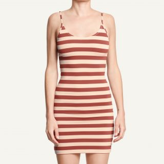 Ikaria Dress Striped