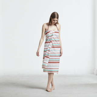 Pareo in cotton voile