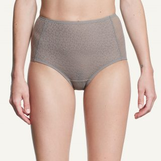Lily High Waisted Panty Dust